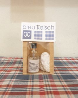 Petite douceur Bleu Kelsch